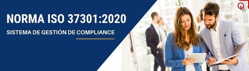 Norma ISO 37301 2020 Sistema de Gestion de Compliance